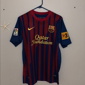 Lionel Messi Nike Dri-Fit Futbol Club Barcelona